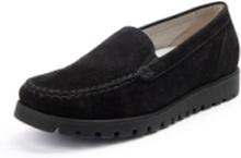 Loafers från Waldläufer svart