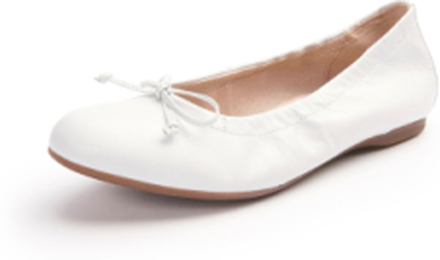 Ballerinaskor från Gabor vit