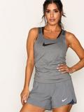 Nike Nike Pro Cool Tank Linne Tight Fit Dark Grey