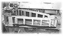kabelhanteringsarm - 2U