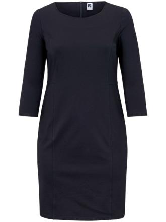 Jerseyklänning från Emilia Lay svart
