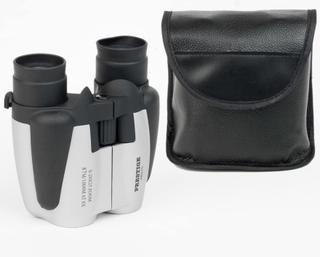 Cresta kompakt kikkert PB970 sølvfarvet og sort 75684.01