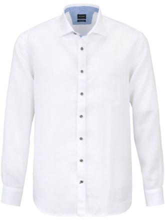 Skjorte Fra Olymp hvid - Peter Hahn