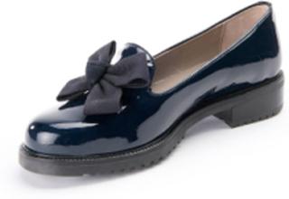 Loafers för kvinnor från Ledoni blå
