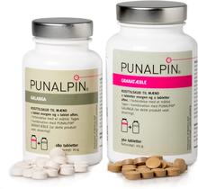 Punalpin® (540 tabetter / 3 mnd.) Granateple, galanga