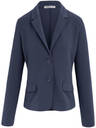 Jerseykavaj från Betty Barclay blå