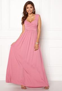 Chiara Forthi Kirily Maxi Dress Pink XL (EU44/46)