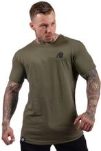 Gorilla Wear Detroit T-shirt - Army Green - T-skjorte