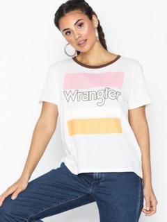 Wrangler Flag Tee