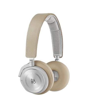 B & O spille av Bang & Olufsen Beoplay H8 ANC på-øre hodetelefonene
