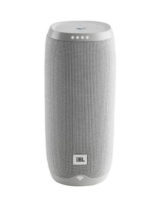 JBL Link 20 stemme-aktivert transportabel høyttaler med Google assi...