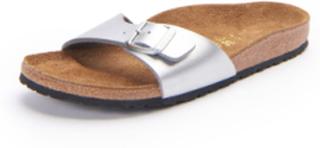 """Sandaler """"Madrid"""" från Birkenstock silver"""