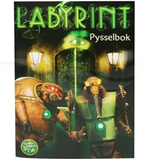 Labyrint Pysselbok
