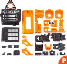 TriangleLAB PETG material printed parts for Prusa i3 MK3S 3D printer kit MK2/2.5 MK3 upgrade to MK3S