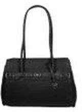 L. CREDI Damen Handtasche Grace schwarz