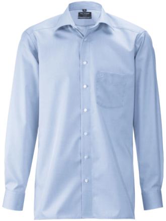 Skjorte Fra Olymp Luxor blå - Peter Hahn