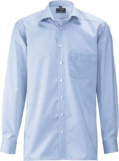 Strykfir Skjorta från Olymp Luxor blå
