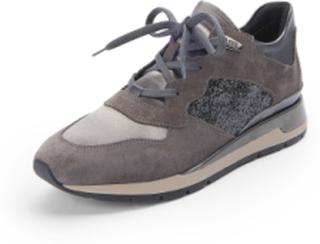 Sneakers för kvinnor från Geox grå