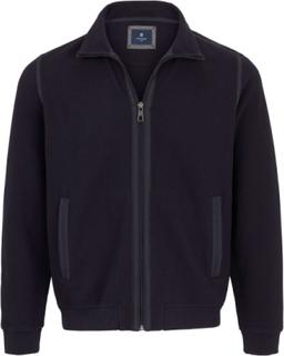 Sweatshirtjacka från Pierre Cardin blå