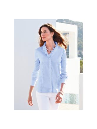 Skjorte Fra Eterna blå