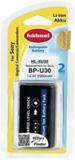 HL-XU30 - batteri till kamera / videokam
