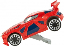 Hot Wheels Marvel Flip Fighters Spider-Man Spindelmannen Krockbil 11cm