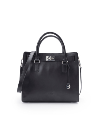 Handväska från L. Credi svart