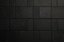 Pflastersteine beton halb