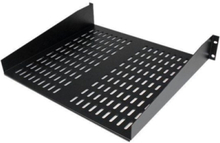 2U 16in Universal Vented Rack Mount Cant