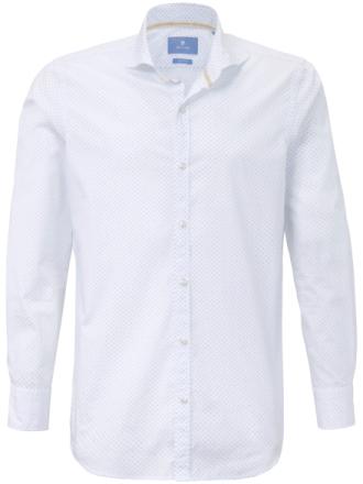 Skjorte Fra Pierre Cardin hvid - Peter Hahn