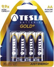 Tesla Tesla Gold+ AA 4-pack 8594183391670 Replace: N/ATesla Tesla Gold+ AA 4-pack