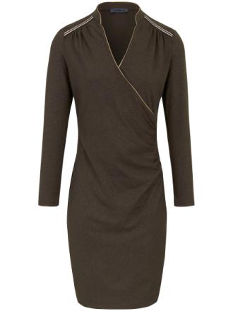 Jerseyklänning från Airfield grå
