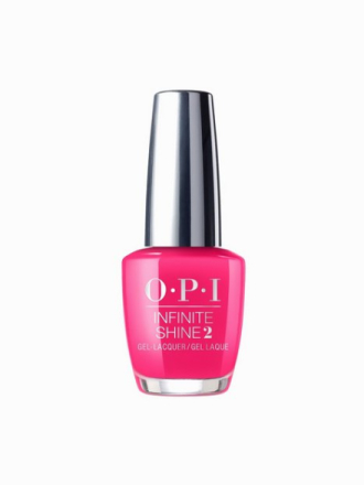 OPI Infinite Shine Neglelak Strawberry Margarita