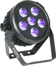 Ibiza LED UV lampa 6 x 6 watt