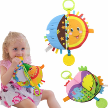 Baby Toys Soft Cloth Books Baby Intelligence Development Infant Educational Stroller Rattle Toys Baby Toys 30% off