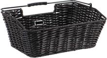 Unix Mateo Rear Wheel Basket black 2020 Cykelkorgar för pakethållare