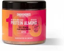 Onehundred Protein Almond - Mandelsmør 500g