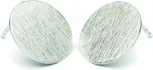 Pernille Corydon - Coin Øredobber - Sølv