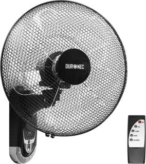 Duronic Fn55 Väggmonterad Fläkt | 60w | Elektrisk