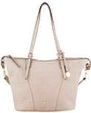L. CREDI Damen Handtasche Sally Taupe (beige)