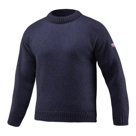 Devold Nansen Sweater Herr Tröja Blå XL
