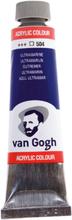 Van Gogh Akrylfärg 40 ml (28 olika färgval)