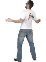 Kniv i Ryggen T-Shirt