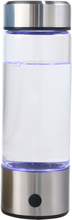 Japanese Titanium Quality Hydrogen-Rich Water Cup Ionizer Maker/Generator Super Antioxidants ORP Hydrogen Bottle 420ml