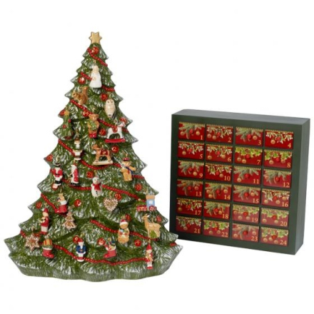 V&B Christmas Toys Memory tree Advent calendar