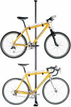 Topeak Dual-Touch Bike Stand For 2 sykler, Innovativ oppbevaring!