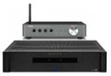 WXC-50 + Emotiva BasX A-300 stereopaket