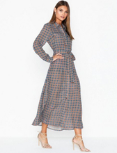 Only Onlcharlotte L/S Shirt Dress Wvn