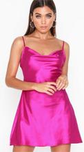 NLY One Satin Slip Dress Festklänningar