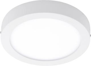 Plafond Eglo Fueva 1 LED 16,47W Vit